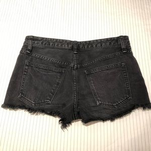 Free People Shorts - Free People denim cut off shorts